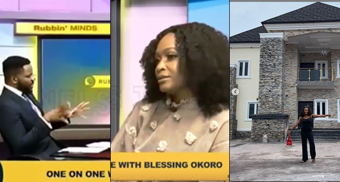 Stolen House : Blessing Okoro Spills More Truth In An Interview With Ebuka [Video]