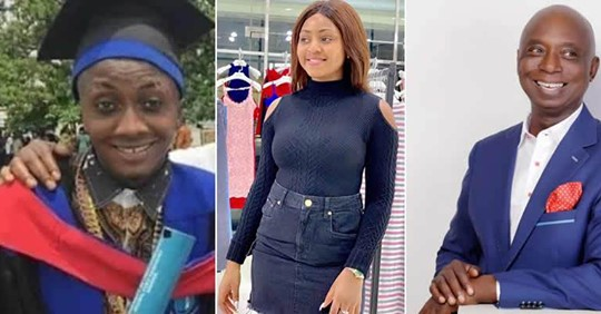 Tension In The Nwoko's Family As Regina Daniels & 59years Old Husband's Son Fight Dirty