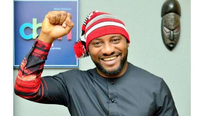 Yul Edochie Cheats Death After His Car Somersaulted Multiple Times And Landed In A Gutter In Ore.(Photo)