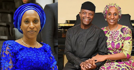 'I Once Worked Among Area Boys And Prostitutes In The Slums Of Lagos' – VP Yemi Osinbajo's Wife, Dolapo