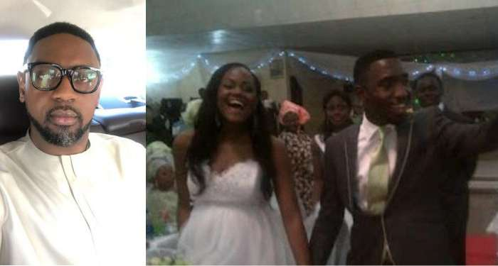 """Biodun Fatoyinbo Did Not Wed Or Give Us A Car Gift, Stop The Lies """" – Timi Dakolo Slams Haters With Wedding Video."""