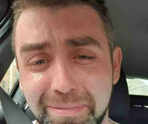 Dad Shares Crying Selfie Moments Before Taking His Life After Being Left With Just £4.61