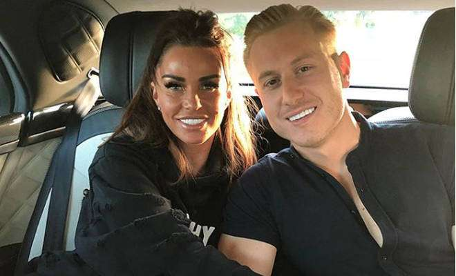 Katie Price Is Engaged To Boyfriend Kris Boyson As She's Set To Marry For Fourth Time