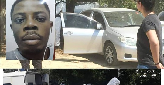 Nigerian Student, Obasanjo Owoyale Found Dead In The Booth Of His Car In Cyprus.