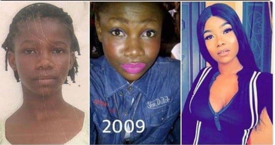 Old Photos Of BBNaija Housemate, Tacha When She Was Dark Surface Online, Nigerians React.