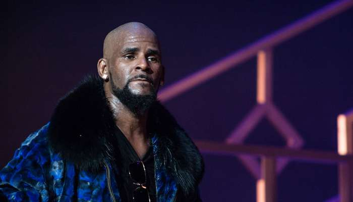 R. Kelly Arrested On Federal Sex Crime Charges.