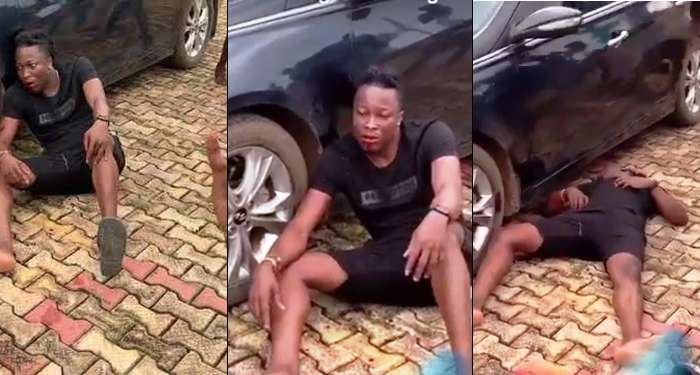 Yahoo Boy Dies After Barking Like A Dog (VIDEO)