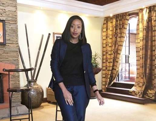 It's Not Wrong To Have S£x During Period – Media Personality Janet Mbugua