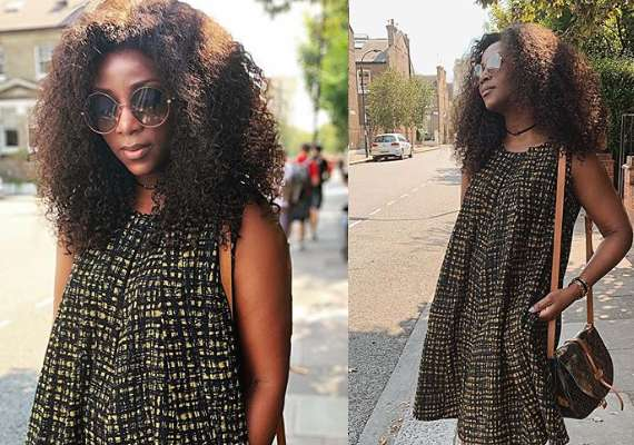 Nollywood Actress Genevieve Nnaji, 40, Looks Effortlessly Flawless In These New Photos
