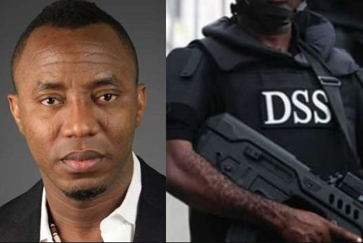 Sowore Planned To Violently Topple Government – DSS