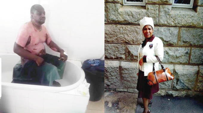 Woman Pours Hot Water On Her Husband For Not Picking Her From Church