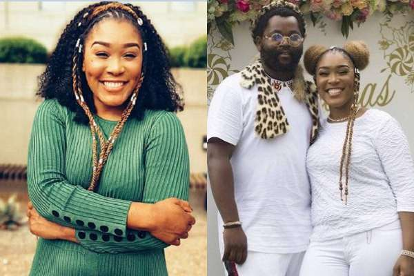 He Swore He Wasn't Married – Singer, Lady Zamar Calls Out Actor Sjava Who Allegedly Lied About Being Single In Over One Year They Dated