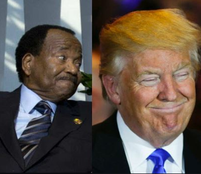 """Donald Trump Sanctions President Paul Biya Of Cameroon Over The Country's """"persistent Gross Violations Of Human Rights"""""""