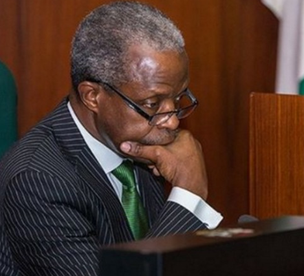 Osinbajo's Security Aides Reportedly Beat Up Journalist At Aso Rock