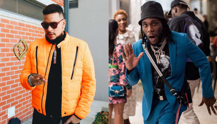 One Thing That Has Been Particularly Worrying Is The Silence From My Own Leadership – AKA Reacts To Burna Boy's Tweet On Still Coming To South Africa