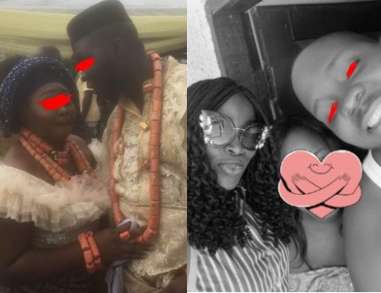 Nigerian Man Lies To His Wife He Was Traveling To Borno, Then Goes To Warri To Pick A Second Wife (photos)