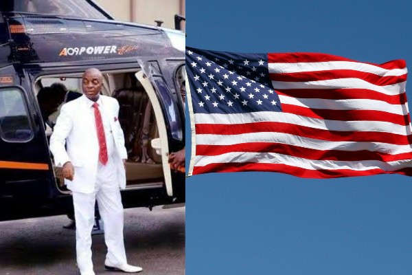 Update: Bishop Oyedepo Offered US Visa He Was Initially Denied After Phone Call