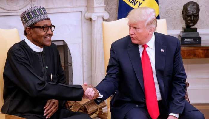 B-R-E-A-K-I-N-G: Trump Imposes Visa Ban On Nigeria, Others