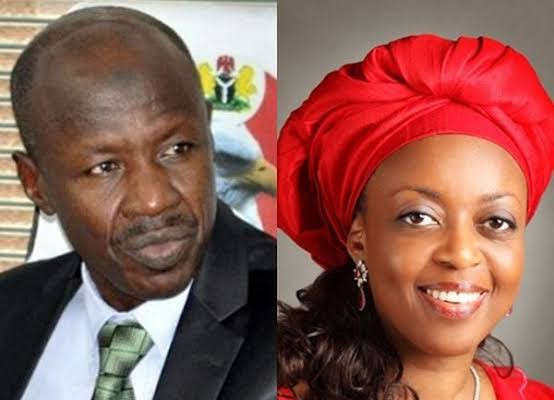 Diezani Stole $2.5bn Supported By Generation Of Looters And Must Be Extradited – EFCC Boss Magu Says