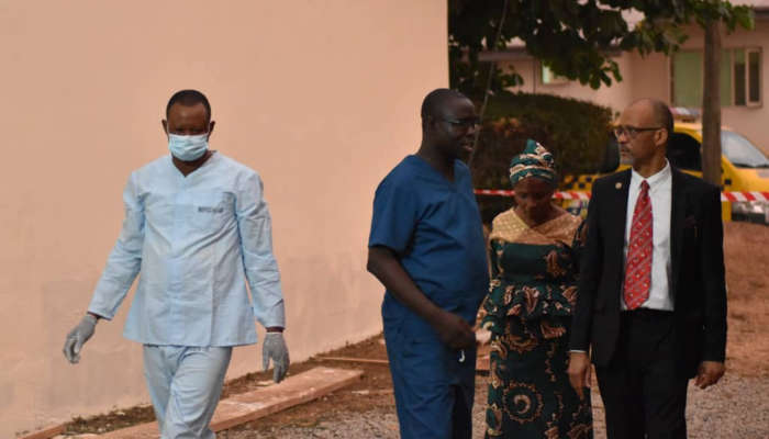 Italian Man With Coronavirus Attempts To Escape From Lagos Isolation Center Over Poor Living Conditions