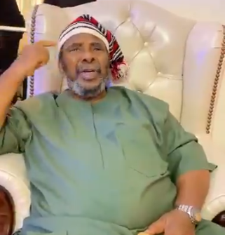 Any Young Man That Gets Down On His Knees To Propose To A Girl Is A Bloody Fool- Pete Edochie Insists