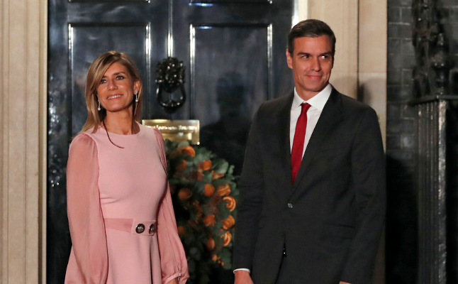 Wife Of Spain's Prime Minister Tests Positive For Coronavirus
