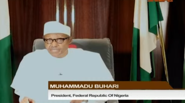 Full Text Of President Buhari's Address To Nigerians This Evening