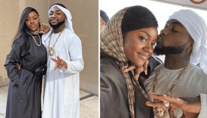 Davido And Chioma Are Still Together – Davido's Brother Adewale Reveals (VIDEO)