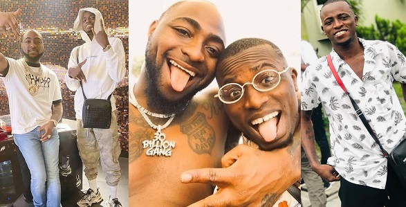 Davido Reportedly Chases Aloma Out Of The Mansion He Bought For His DMW Crew