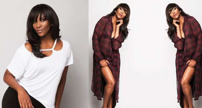 Genevieve Nnaji Is All Shades Of Stunning In These New Photos(check More Photos)