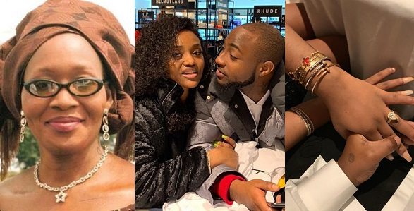 """May Your Relationship Be Sealed With A Wedding Soon"" – Kemi Olunloyo Prays For Davido And Chioma"
