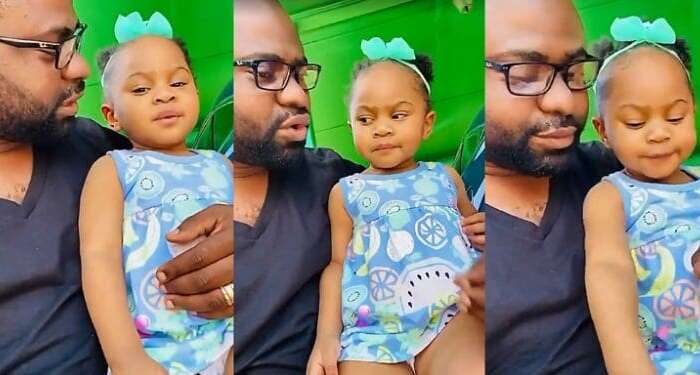 Nigerian Dad Advises Daughter To Engage In Exam Malpractice (Video)