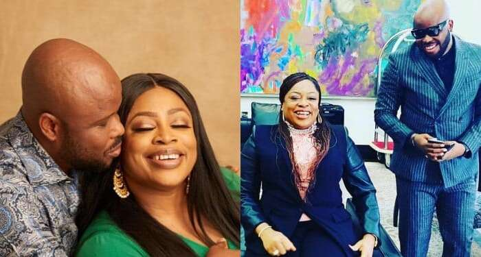 """We Built And Won Many Battles Together"" – Sinach And Hubby Celebrate Sixth Wedding Anniversary"
