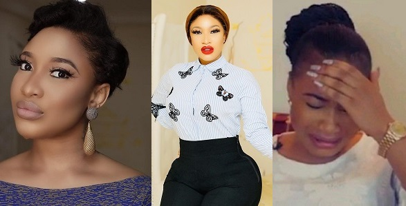 Tonto Dikeh Reveals She Hated Her Late Mum For Years But Forgave Her When She Turned 28 (Video)