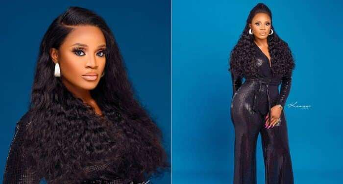 I Wish I'm A Star In America And Not Nigeria – Uche Ogbodo Tackles IG Followers For Not Liking Her Photos Unless There's A Giveaway