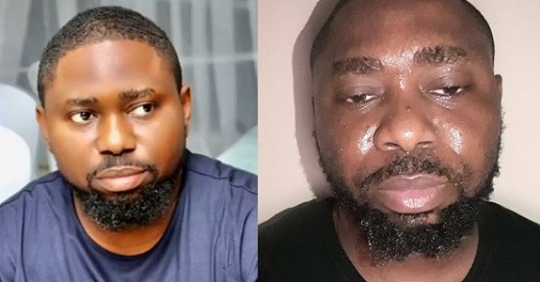 My Wife And I Cried – Nigerian Singer, Azadus Speaks Up About His COVID-19 Ordeal