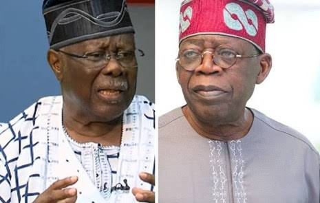'What Is Happening To Tinubu Is A Judgment Of God. He'll Vomit Everything He Has Stolen' – Bode George Blows Hot