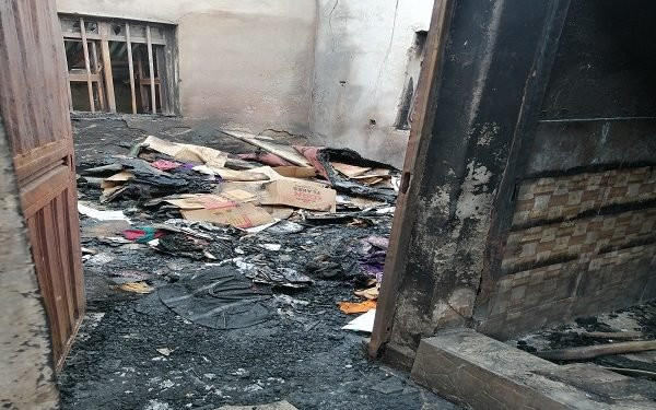 Nursing Mother And Her Three Children Burnt To Death In Niger