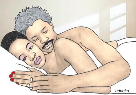 My Husband Does All-night Love-making, Demands For Weird Positions – Wife Laments As She Runs Away From Home