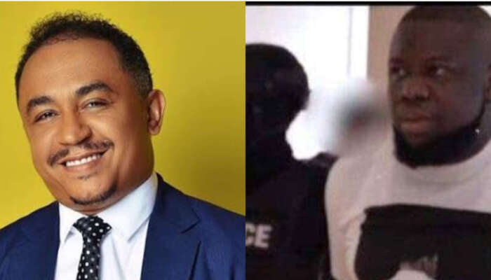 Hushpuppi Told Me He Is An Influencer And He Never Did Anything Suspicious Around Me – Daddy Freeze Fires Back At Critics Again (video)