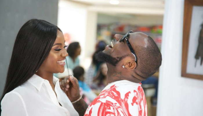 """""""Never Has There Ever Been An Incident Of Abuse In My Home"""" Chioma Rowland Reacts To Allegations Of Domestic Violence Between Her And Davido"""