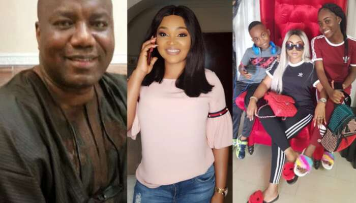 You'll Pay School Fee – Lanre Gentry To Mercy After She Wished Herself Happy Father's Day