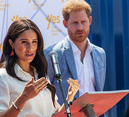 Setback For Prince Harry And Meghan Markle As Trademark Application For Their Archewell Foundation Is Rejected