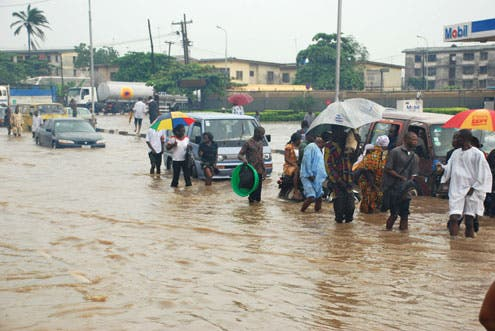 Another Teenager Drowns In Lagos Flood