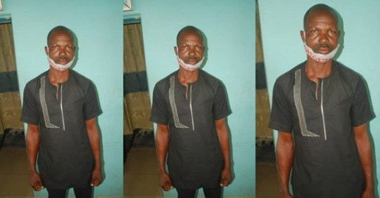 """""""I Started Sleeping With My Daughters About Seven Years Ago When I Lost My Wife In 2013″ – 50-year-old Father Says"""