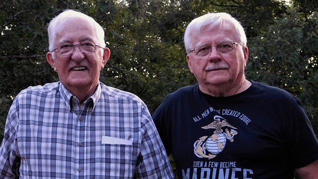 Two Elderly Men Say They Were Switched At Birth In A West Virginia Hospital 80 Years Ago After DNA Tests Showed They Matched With Each Other's Families