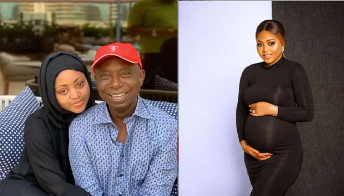 I'll Make Out Time To Be Beside My Wife, Regina Daniels In The Labour Room – Ned Nwoko (video)