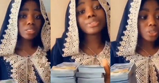 """Give Your P*ssy To Those Who Can Afford To Pay In Dollars Not Naira"" – Nigerian Lady"