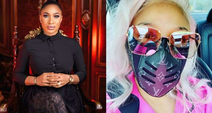 """COVID-19 Isn't On A Break,"" – Tonto Dikeh Alerts, After Losing Two People In 24hrs"