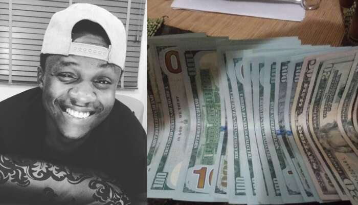 Why I Returned A Dollar-filled Wallet Misplaced By A House Of Reps Member — Nigerian Writer, Adekunle
